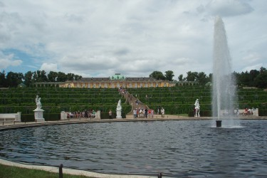 Potsdam capitale del Brandeburgo