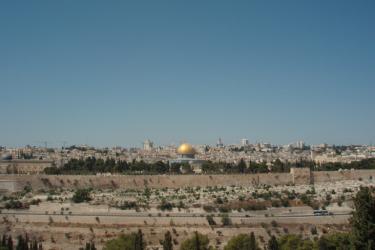 Gerusalemme: la città santa