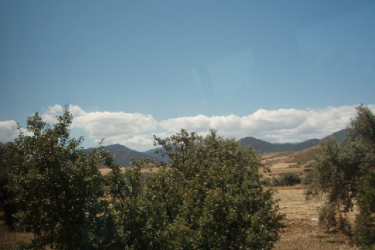 I Monti Troodos (Cipro)