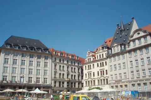 Lipsia: capitale culturale e commerciale della Sassonia(Germania)