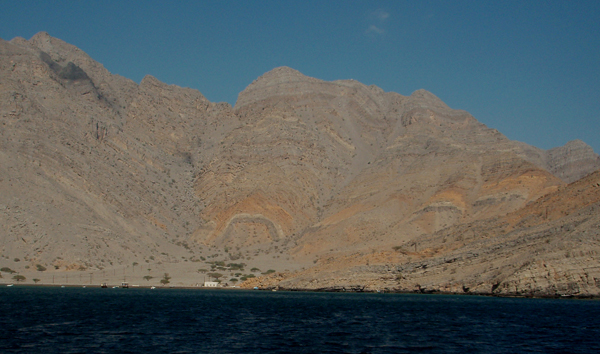 Oman: la Penisola del Musandam