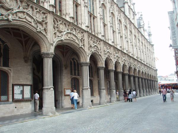 Mechelen e/o Malines (Belgio,Fiandre)