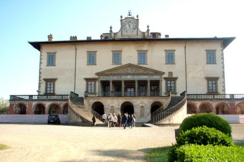 Villa medicea di Poggio a Caiano (PO)